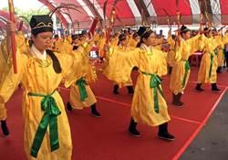 全國唯一韓愈祭 客家八音六佾舞、版印金榜符成特色