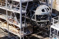 反應爐未受損  法國將修復大火損毀的珍珠號核潛艦