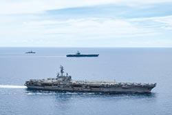 防陸擴張 美巡防艦擬駐西太平洋