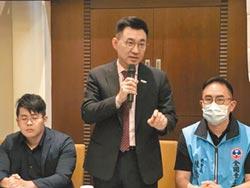 要求蔡英文赴立院報告被擋 江啟臣怒轟民進黨:總統帶頭黑箱!