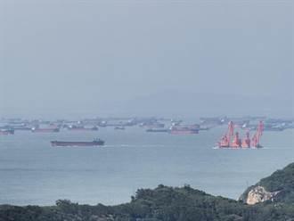 馬祖遭50艘大陸船隻「包圍」 空拍畫面曝光 網驚: 夭壽喔!