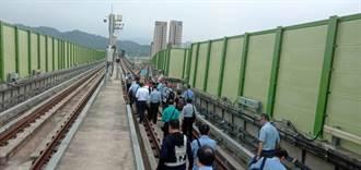 台中捷運綠線履勘完成 交通部列33項改善事項