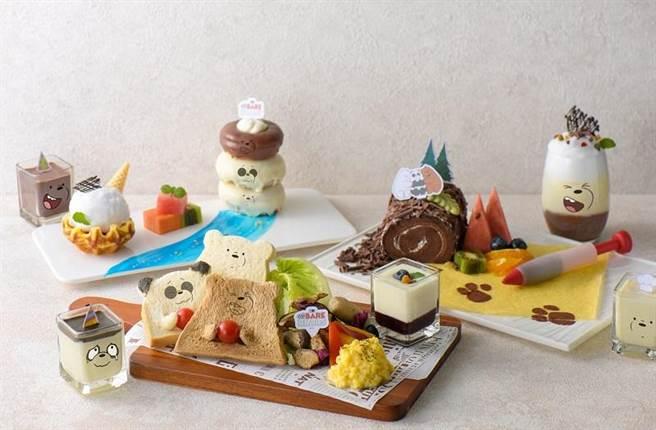 Cozzi KITCHÉN餐厅即日起至10月底推出万圣节快闪优惠。(和逸饭店‧台南西门馆提供)
