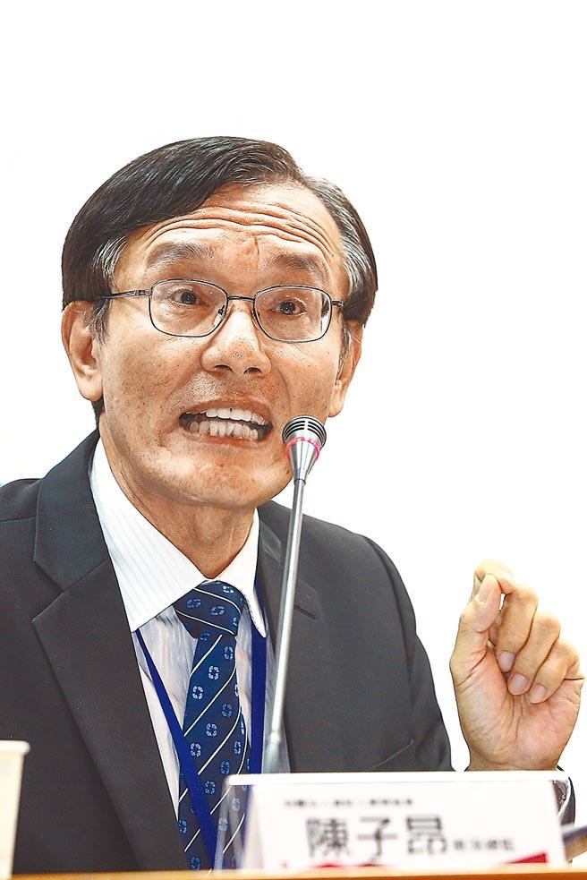 資策會資深總監陳子昂。(本報資料照片)