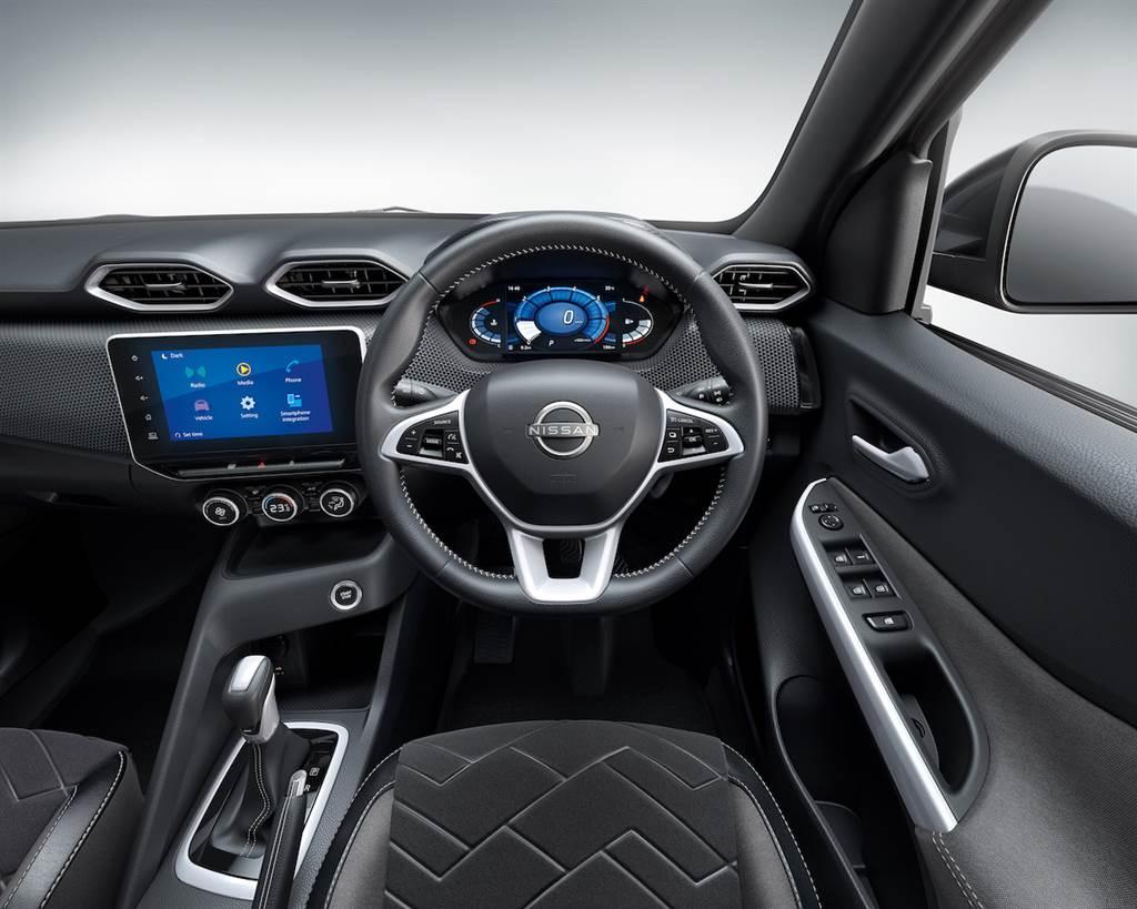 專為城市冒險打造的新迷你SUV,Nissan Magnite 正式發表、印度 2021 先行販售