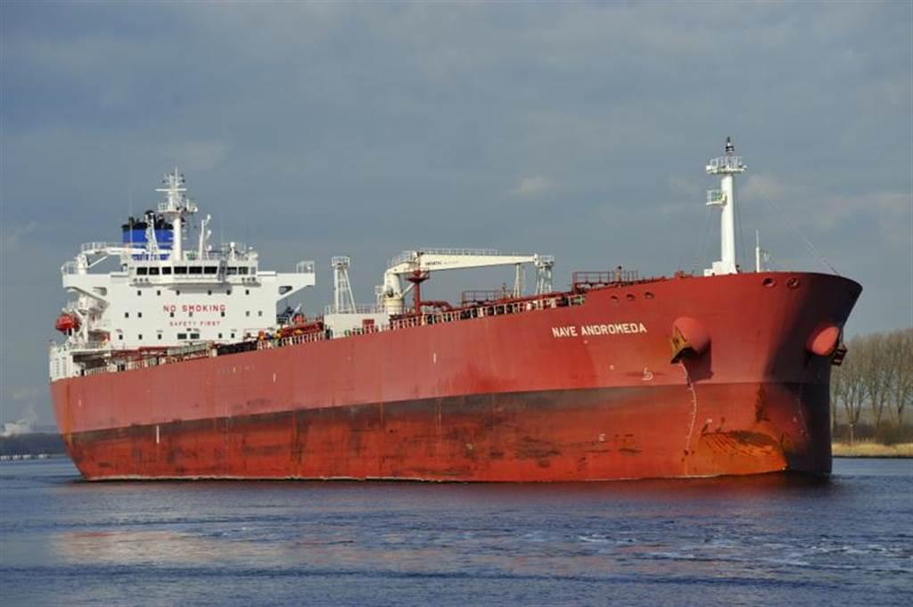 英國SBS特遣隊成功奪回仙女座號油輪。(圖/美聯社)
