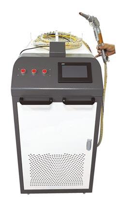 燦晶雷射金屬焊接機 高效率