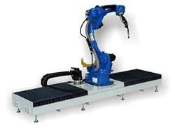 川岳機械手臂第七軸 自動化利器