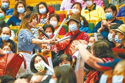 旺旺公益演唱會列車 開進宜蘭