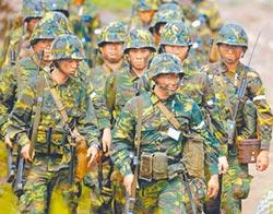 台灣軍改美國憂心