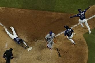 MLB》道奇G4失誤自爆 3人有責任