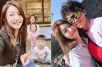 阿翔生3子女 辣妻問兒子未來志向「他秒吐4字」媽傻眼