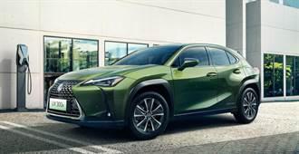 續航 315 公里、十年百萬公里電池保固:Lexus UX300e 登陸歐洲與日本市場