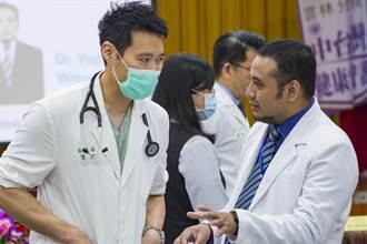 印尼醫事人員赴台大雲林分院 學習抗疫經驗