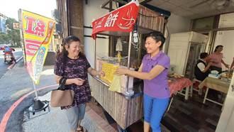 新住民創業賣異國風味紅豆餅 移民署助築夢