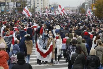 盧卡申科不下台 白羅斯群眾串連全國大罷工
