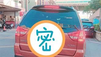 車身貼「新手開車請見諒」標語 網看笑翻:駕駛等收紅色禮包