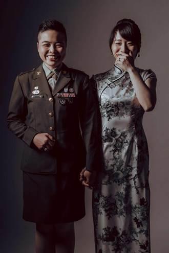 三軍聯合婚禮30日舉行 陸軍有兩對同婚