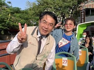 台南女兒王彩樺 化身觀光大使行銷府城