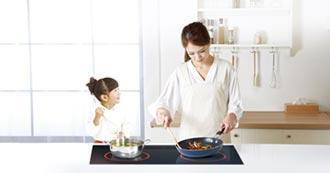 Panasonic IH調理爐 現代廚房新趨勢