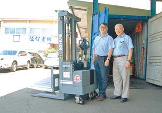 國際一流的高品質搬運設備達人... 恆智客製化 推出全車鍍鋅防鏽