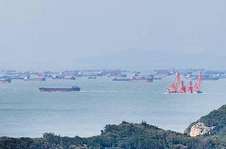 50陸船採砂 馬祖人驚光復節被包圍