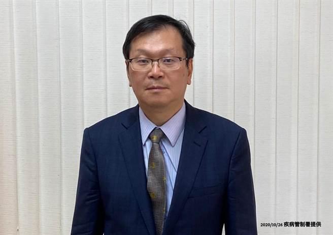 疾管署副署長莊人祥建議台中林姓市民家屬,若對疫苗有疑慮可尋求預防接種災害救濟。(疾管署提供)
