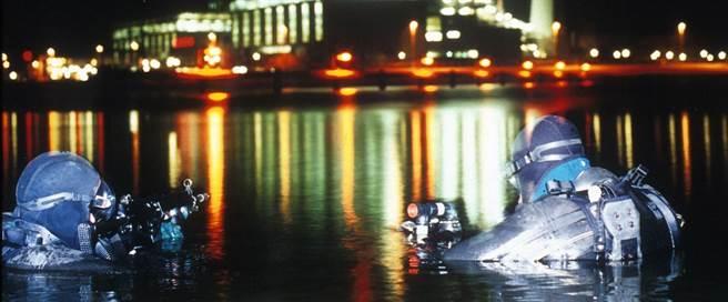 英國特種快舟部隊SBS,是最低調神秘的海上突擊隊。(圖/皇家海軍)