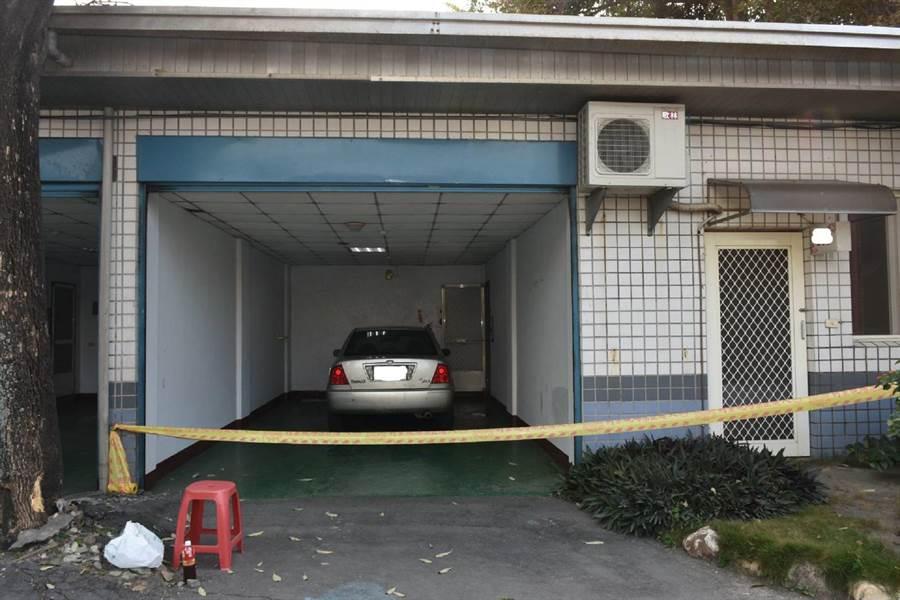 雲林縣吳姓男子開槍恐嚇友人,事後被發現在汽車旅館自戕身亡。(雲林地檢署提供/張朝欣雲林傳真)