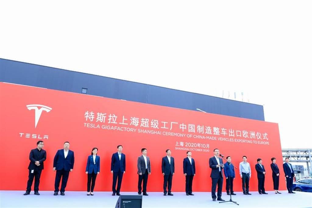 特斯拉在上海宣告:首批七千輛中國製造Model 3啟航,11月登陸歐洲多國