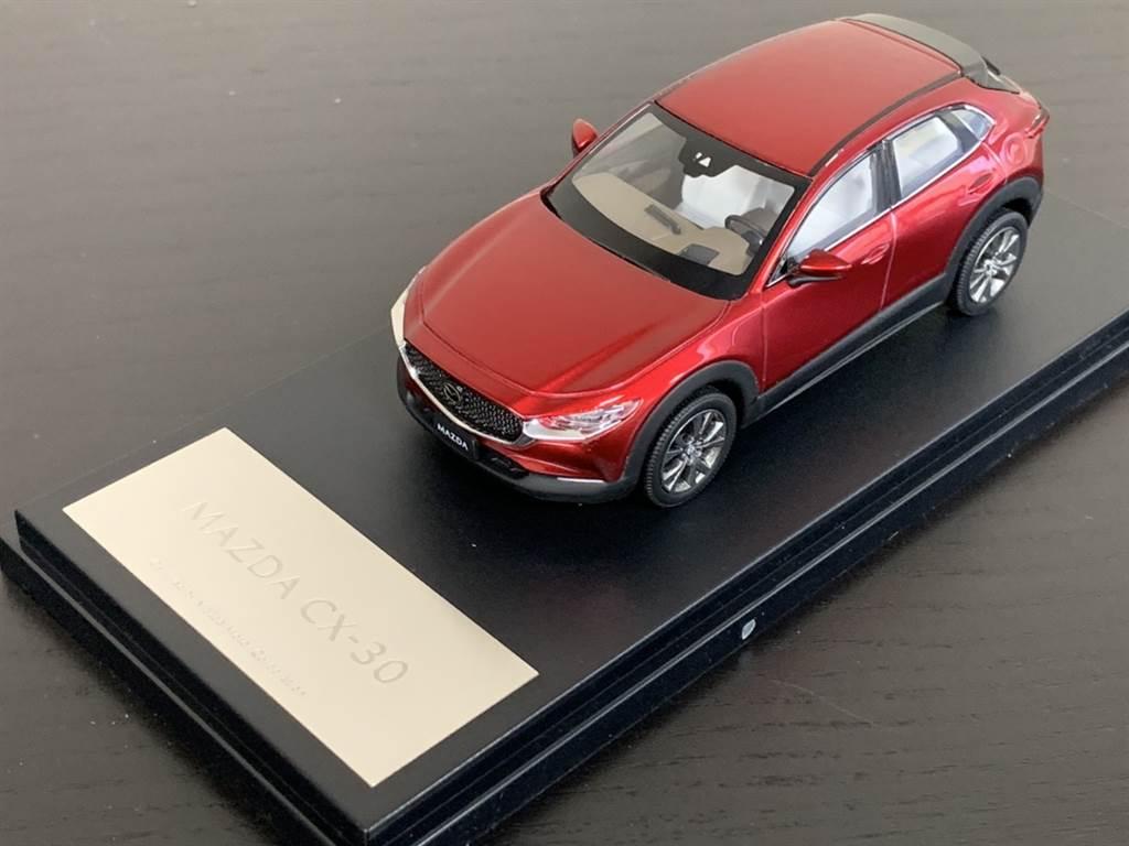留言抽限量精美模型車。
