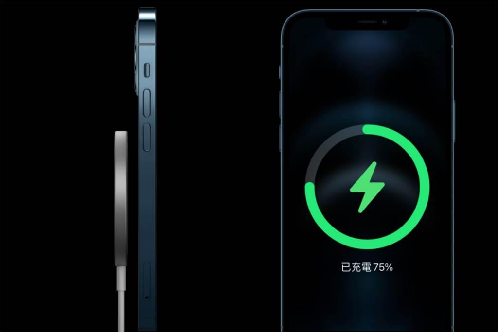 全新的MagSafe充電器令人好奇,成為了新品上市的測試焦點之一。(摘自蘋果官網)