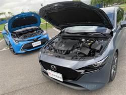 Mazda 3 or Corolla Sport選擇障礙or終須一戰!邢男feat. 敖啟恩ANDY(片尾抽獎)