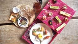 米其林2棟紅房子防疫飯店 首推Palette繽紛幻想下午茶