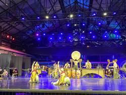 耗資千萬 台南藝術節開幕大戲島嶼傳說周末磅礡登場