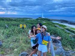 妮可醬擔任年度「綠島觀光大使」 6位數字酬勞入袋