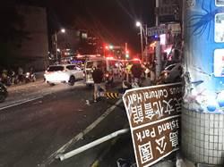 公車煞車失靈 司機意識清楚設法停車、人員均受輕傷