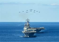影》回應大陸軍演 美日加陸海空聯合演習展示對抗力量