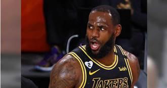 NBA有意聖誕節開打 湖人詹皇恐會缺席首月賽事