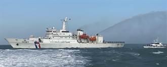 新北艦進駐馬祖 兩岸合作驅離陸籍抽砂船