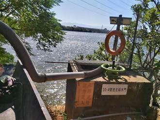 桃竹苗停灌2周 觀音大圳遭竊水
