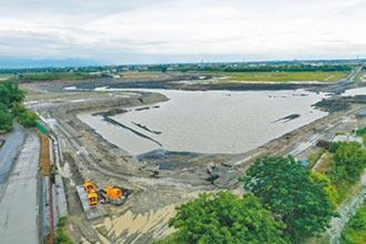 因應缺水 北港滯洪池將可供灌溉