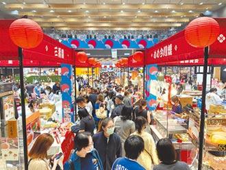 台北百貨周慶買氣旺