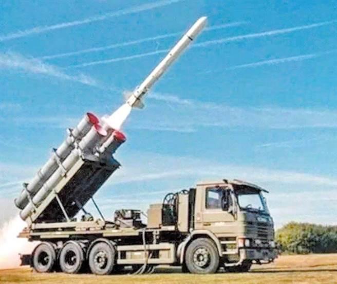 美岸置魚叉飛彈。摘自Boeing Defense推特