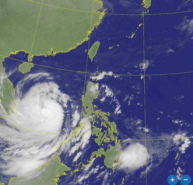 恐又有颱風!彭啟明:希望接近台灣 周四冷空氣到這天最冷16度