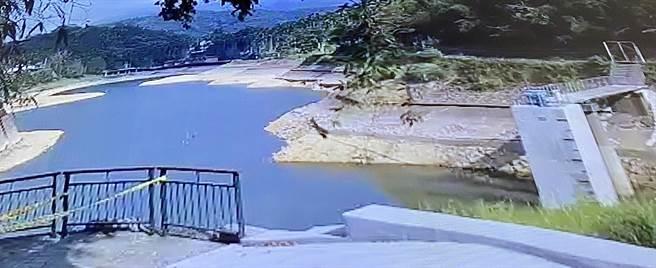 頭社水庫修繕完成重新蓄水,目前已存到總蓄水量四分之一,雖短期恐有灌溉吃緊的情況,長期來講則優化了灌溉品質(農田水利署南投管理處/黃立杰南投傳真)