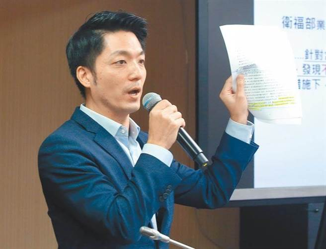 國民黨立委蔣萬安(本報資料照)