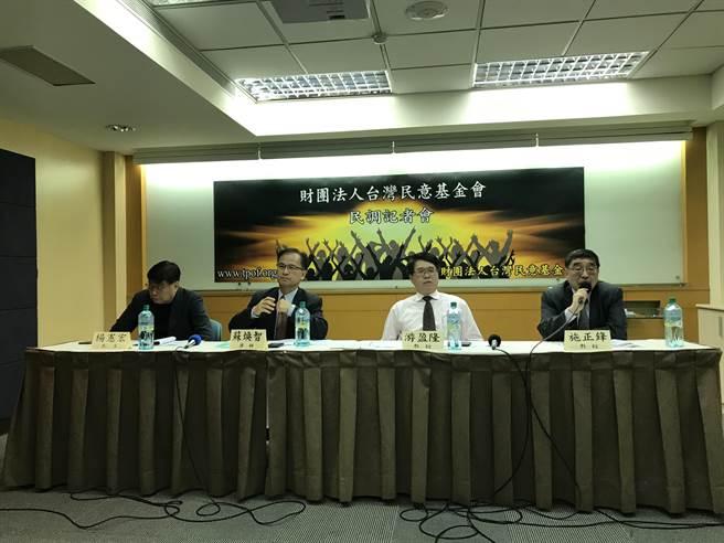 最新民調,台灣最喜歡政治人物緊追蔡英文是這兩人。曾薏蘋攝