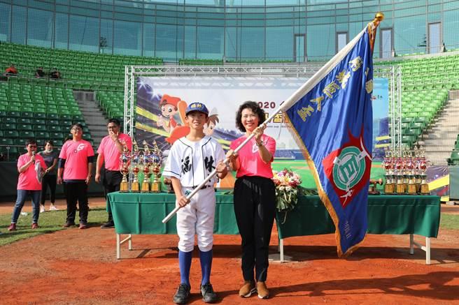 2020台南市巨人盃全國少棒錦標賽將於10月27日至31日登場。(南市府提供/李宜杰台南傳真)