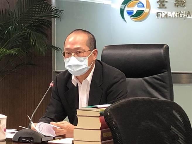 管會銀行局副局長林志吉。圖/魏喬怡